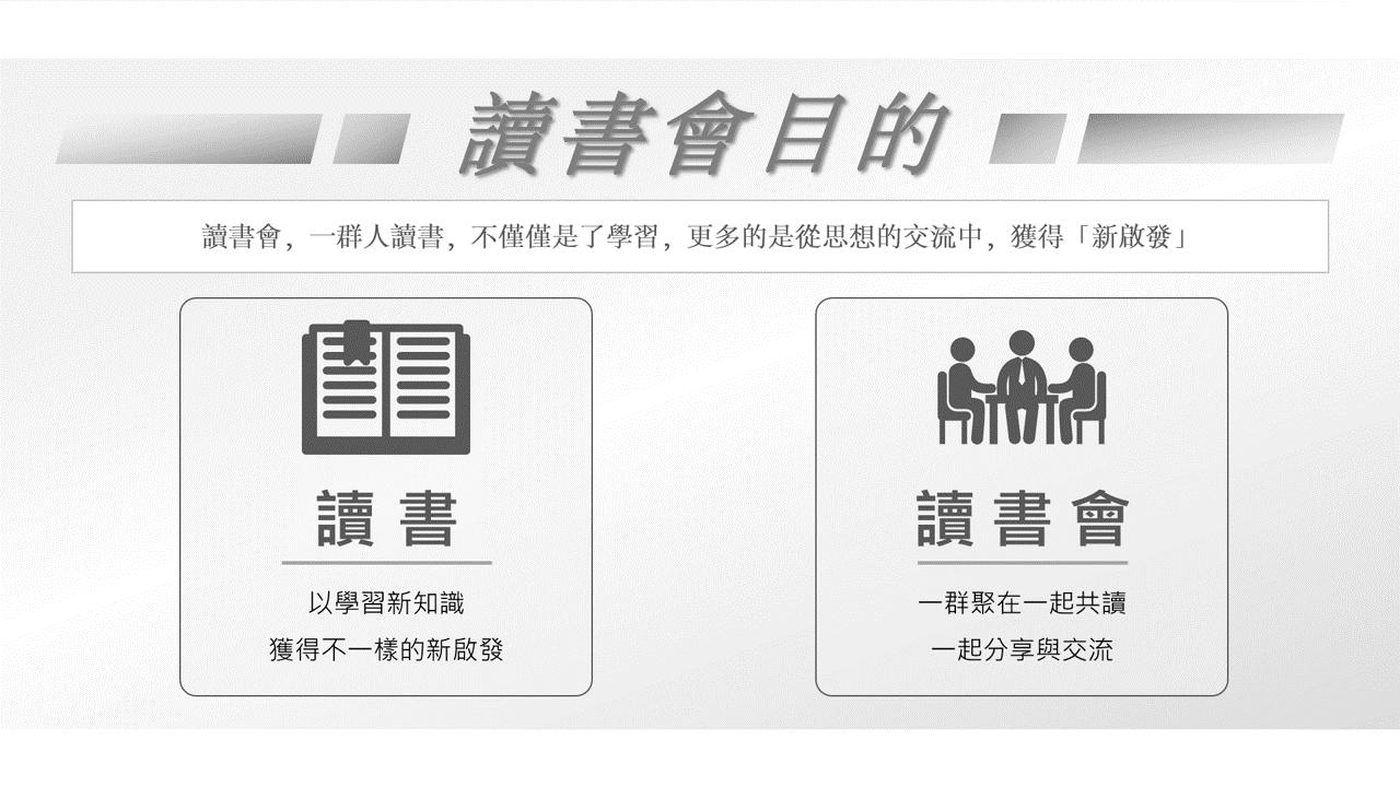 【讀書會設計】如何規劃一場讀書會,讀書會設計的三層設計法